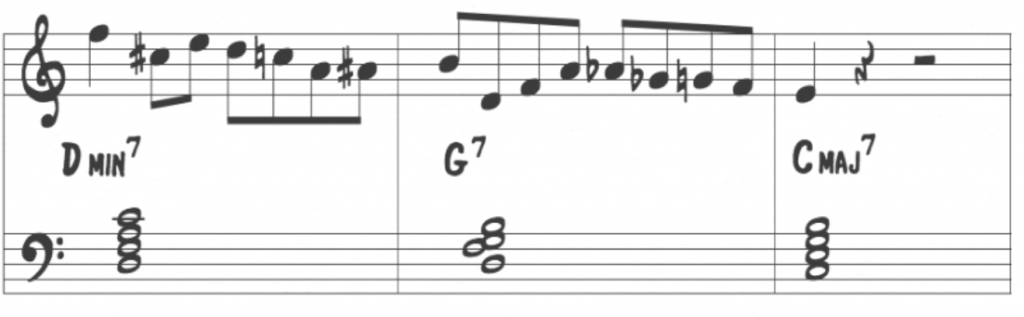 How to Play Jazz Piano, Jazz Chord Changes, and Chord Voicings ...