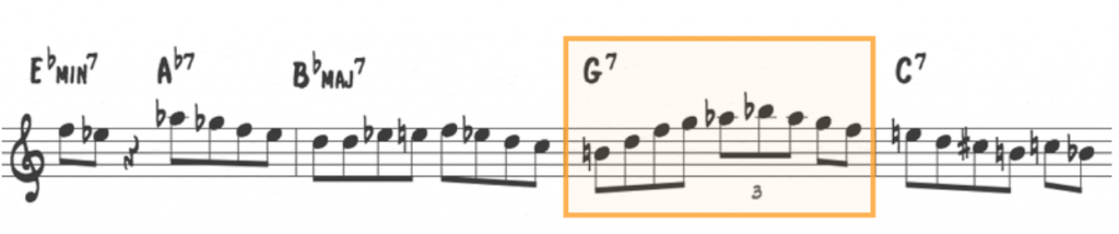 10 Options for Improvising over V7 Chords and Altered Dominants ...