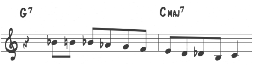 10 Options For Improvising Over V7 Chords And Altered Dominants