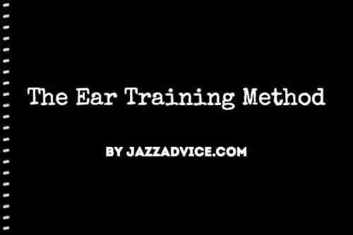Ear Training Method