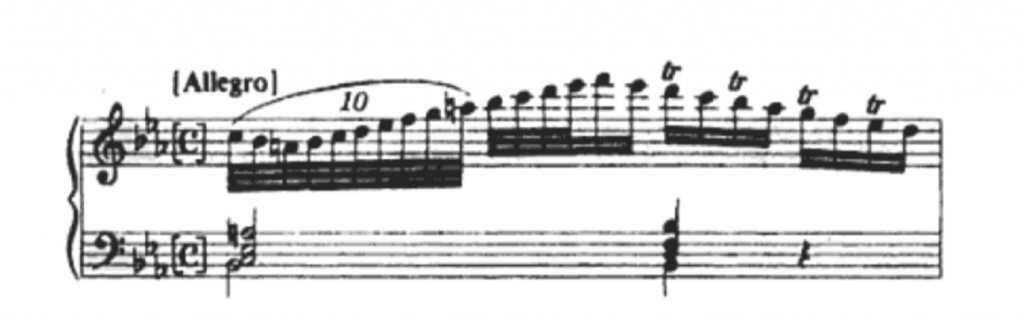 Haydn Piano Sonata No. 52