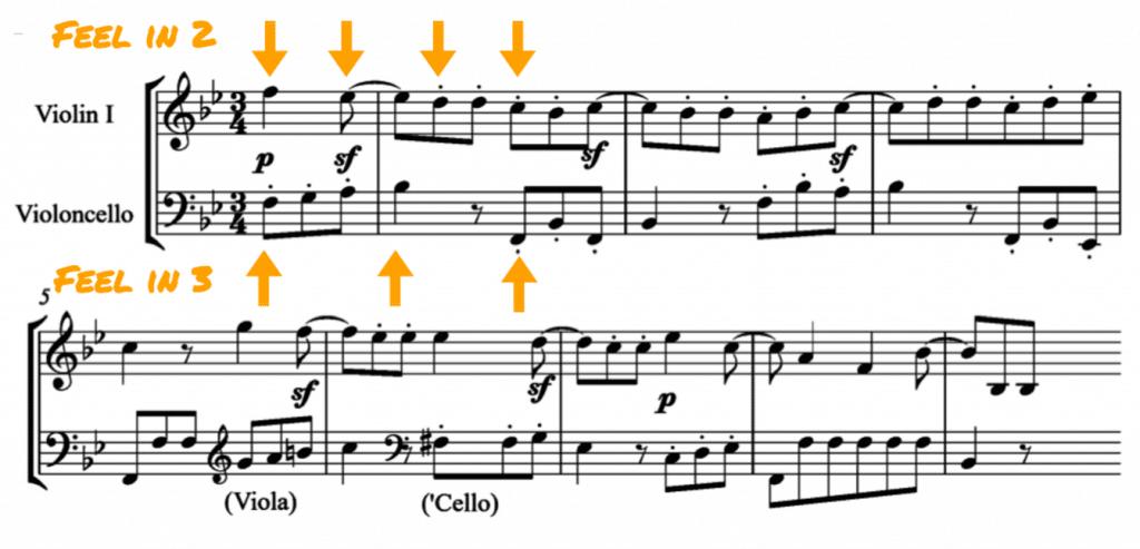Beethoven OP 18 No 6