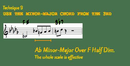 Minor Major