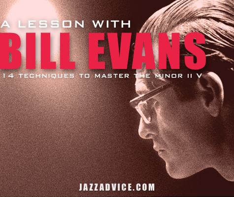 A Lesson With Pianist Bill Evans