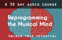 Reprogram The Musical Mind