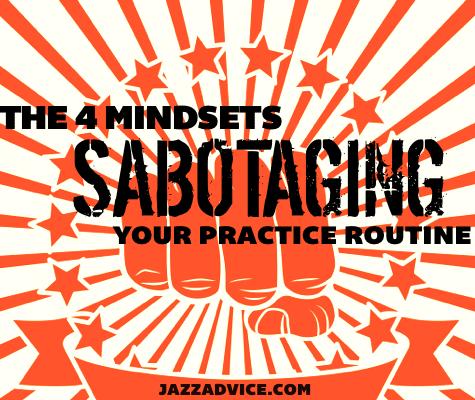 4 Bad Practice MIndsets