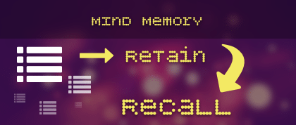 mind memory in music