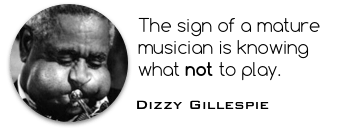 Dizzy Gillespie Quote