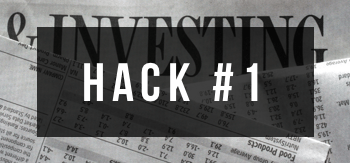 Hack 1 for jazz musicians