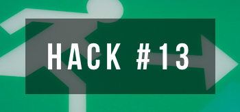 Hack 13 for jazz musicians