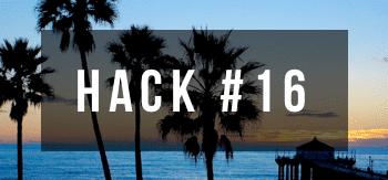 Hack 16 for jazz musicians