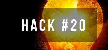 Hack 20 for jazz musicians