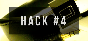 Hack 4 for jazz musicians