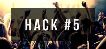 Hack 5 for jazz musicians