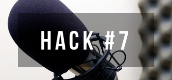 Hack 7 for jazz musicians