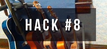 Hack 8 for jazz musicians