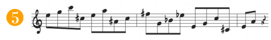 #5 Pattern