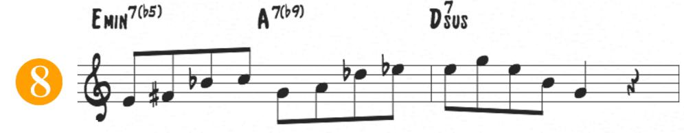 #8 Pattern