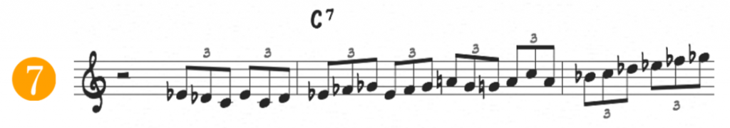 10 Diminished Patterns For Jazz Improvisation To Use In Your Solos
