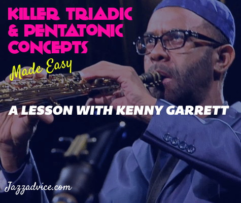Kenny Garrett Triadic Concepts