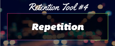 Retention Tool 4