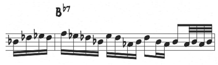 McCoy Tyner minor pentatonic
