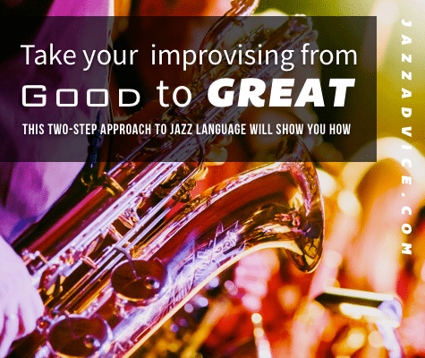 Take your improvising from good to great