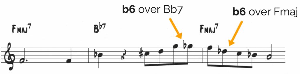 Mulgrew Miller b6 Major Bebop