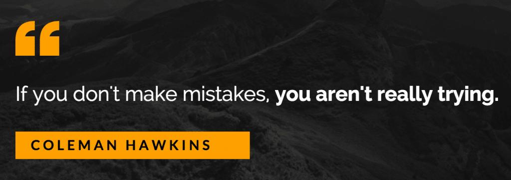 Coleman Hawkins quote