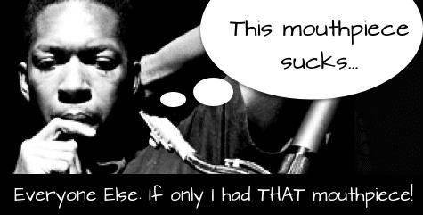 Coltrane's Mouthpiece