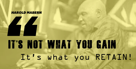 Harold Mabern Quote