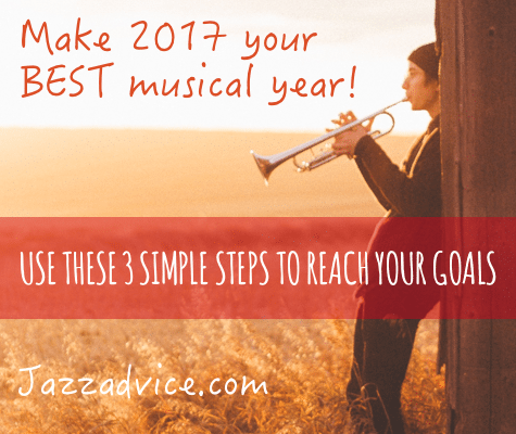 How to accomplish musical goals