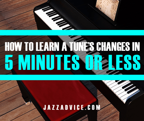 Learn a tunes in 5 minutes or less