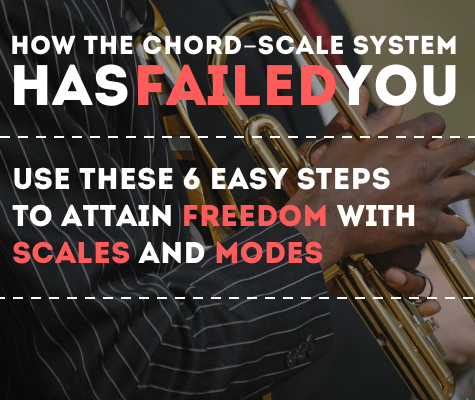 The Chord Scale System Has Failed You