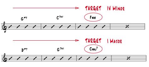 Target Chords