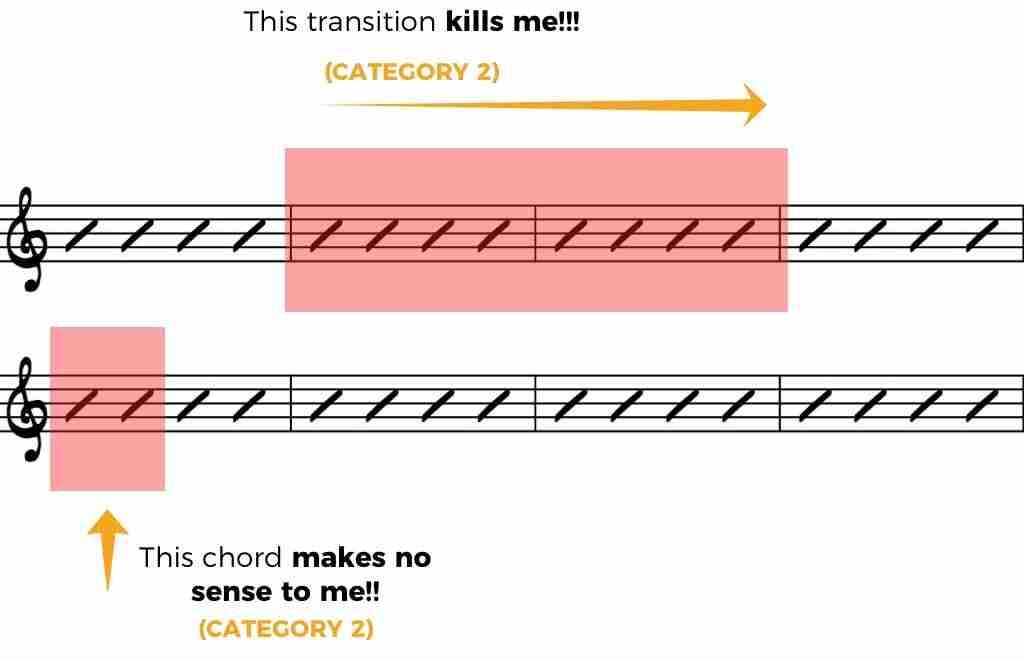 tune category explanation 2