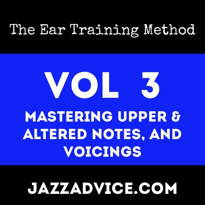 Ear Training Method Vol 3