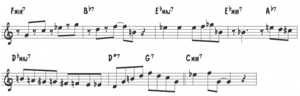 Why This Simple Jazz Transcription Hack Will Change Your