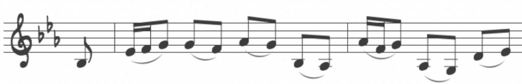 Bach Wachet Auf Melody