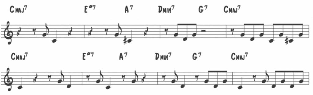 Sonny Rollins, solo motif