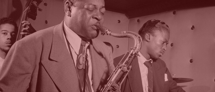Blues changes in jazz