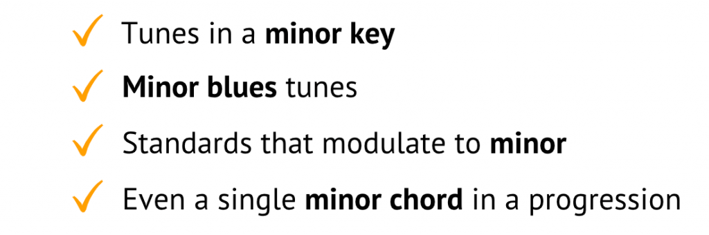 8 Easy Ways to Play Minor Chords Like Clifford Brown • Jazz