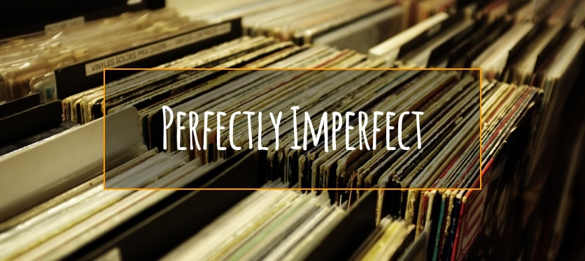 Old recordings are not perfect