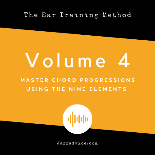 The Ear Training Method Volume 4