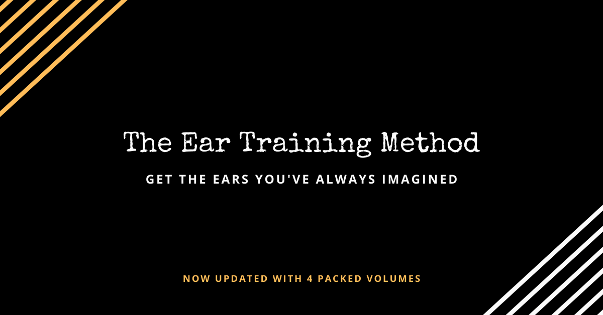 The Ear Training Method